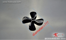 RC Boat Ship  CCW CW Propeller  Suitable for Toy Model Paddle Assembly  PC material FREE SHIPPING(China (Mainland))