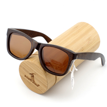 New Men's Wooden sunglasses Polarized Sun Glasses Retro Men and Women Luxury Handmade Wooden Sunglasses for Friends as Gifts