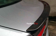 Buy For Jaguar XF X260 2016 Carbon fiber trunk spoiler car styling for $243.60 in AliExpress store