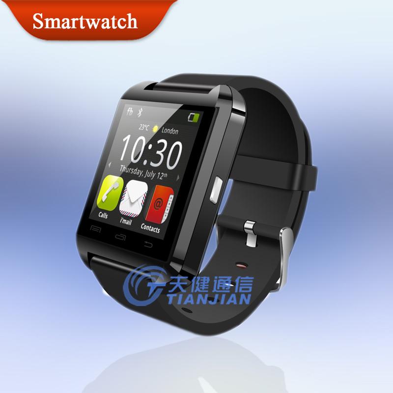 Smartwatch U8 smart Watch Phone Bluetooth Android Wrist Watches Health Smartphones(China (Mainland))