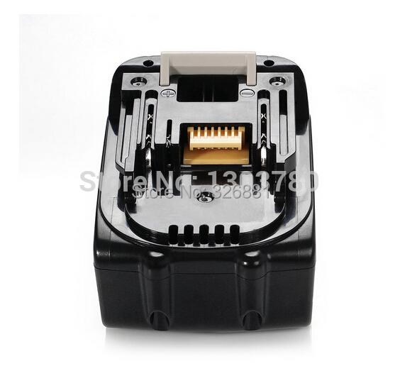 14.4V 3000mAh Tool Rechargeable Li-ion Battery BL1430 for Makita BHP440RFE BDF440RFE BTW250RFE BTD133RFE power batteries(China (Mainland))