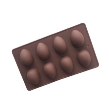27*16*3cm Egg Shapes Silicone Cake Mold Biscuit Cookies Bakery Tools Silicone Soap Mould Kitchen Accessories