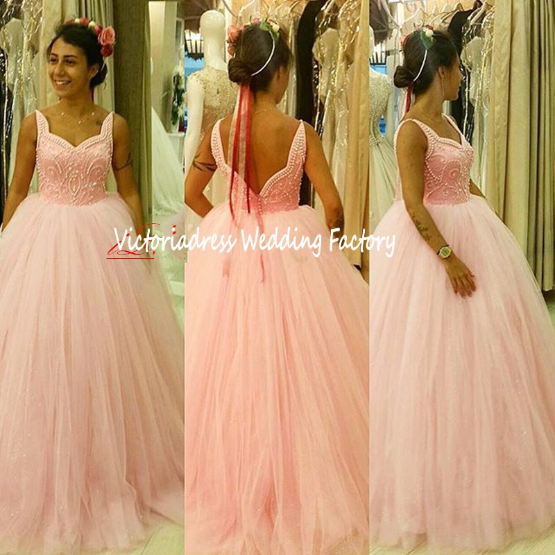 Online Buy Wholesale blush quinceanera dress from China blush ...