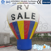 Hot Sell Inflatable Advertising Balloon Ground Balloon With UL CE Air Blower(China (Mainland))