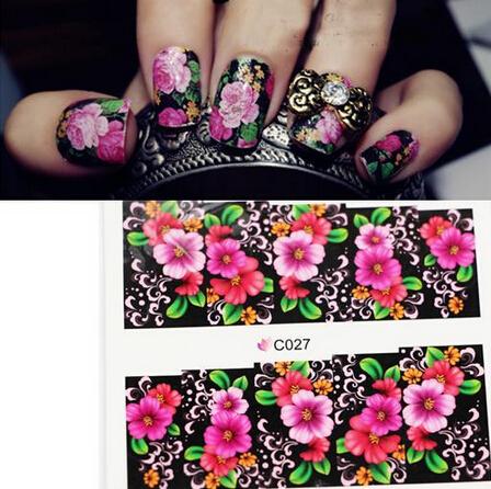 Декор для ногтей картинки