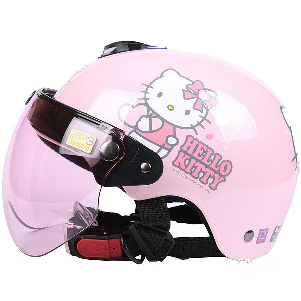 Hello Kitty Snowboard Helmet New Arrival Hello Kitty Helmet