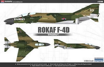 Academy 1/48 ROKAF F-4D Heavy Tail for Defense Donation Cartograf Decal 12300<br><br>Aliexpress