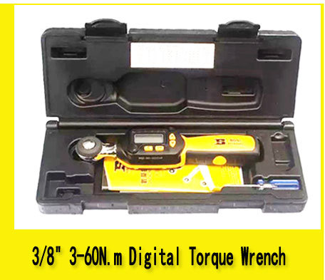 "digital torque wrench 3/8"" 3-60N.m In Case BOSI tools china top ten brand rasp dremel 2016(China (Mainland))"