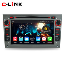 "Gray Quad Core 1.6GHz 7"" 1024*600 Android 4.4 Car PC For Opel Astra Antara Vectra Corsa Zafira Video Player GPS Radio RDS WIFI(China (Mainland))"