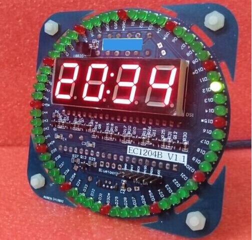 Электронные часы своими руками