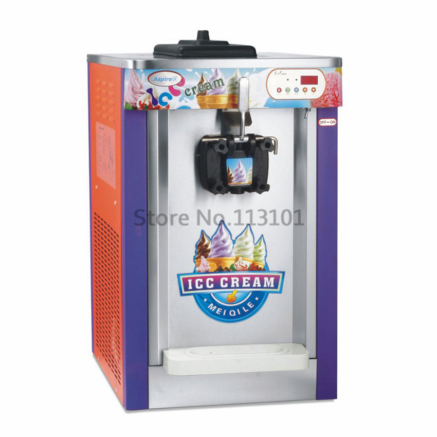 Commercial ice cream maker intelligent for soft ice cream for Ice makers for sale