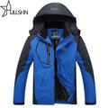 2016 Brand Jacket Men Waterproof Movement Clothing Jogging Jacket Winter Men Jacket Thick Warm Leisure Bomber