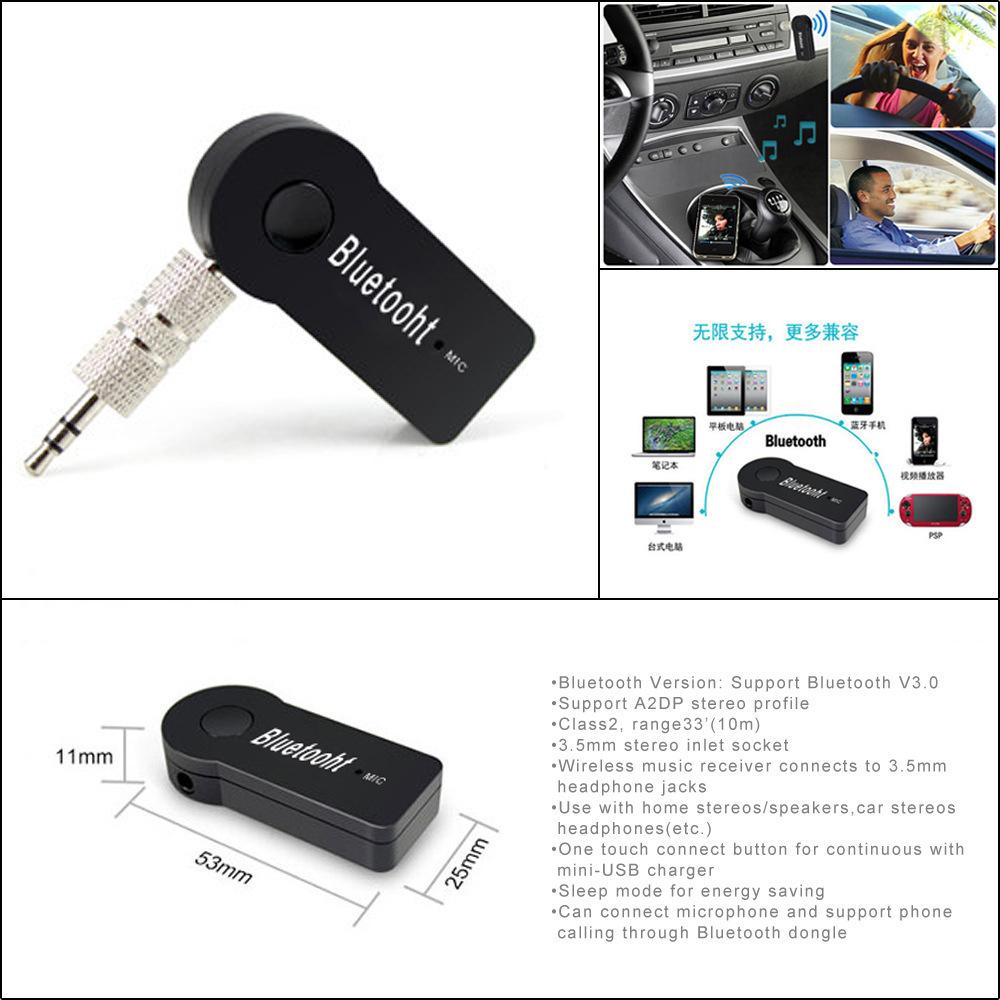 Aliexpress.com : Buy Portable Bluetooth Car Receiver 12v 3.0 Bluetooth Music Audio Stereo