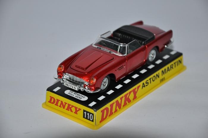 DINKY TOYS ASTON MARTIN DB5(China (Mainland))