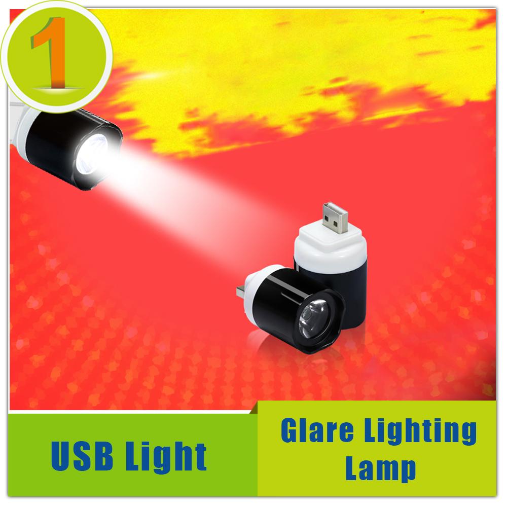 illumination Flashlight USB Light Portable Glare Lamp For Power Bank,Laptop Notebook PC Computer Free Shipping(China (Mainland))