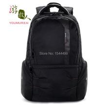 2015 Mochila Infantil Youmuren Softback Solid Bag No New Design Men's Women's Backpack Laptop Bag Hot Sale Bags free Shipping(China (Mainland))