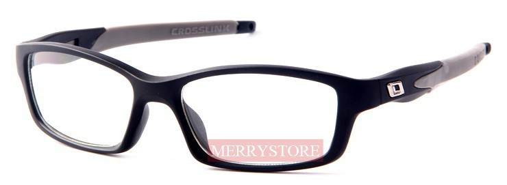 New Men TR90 Lenses Sports Eyeglasses Frames Eyewear Plain Glass Spectacle Frame Silicone Optical Brand Eye