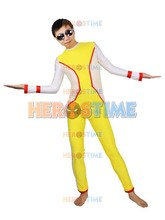 Space Channel 5 Ulala Costume Spandex/Lycra halloween cosplay costumes the most classic zentai suit