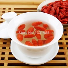 2014 Promotion Real Bag Wholesale Food 250g Ningxia Dried Goji Berries The Pure Berry Medlar Gouqi