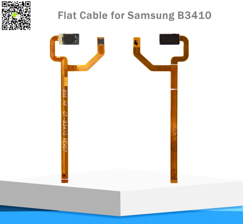 Flex Cable for Samsung B3410 Cell Phones Flex Cable speaker, with components flat cable(China (Mainland))