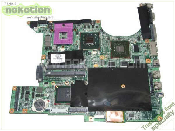 461069-001 LAPTOP MOTHERBOARD for HP PAVILION DV9000 DV9700 DV9800 INTEL PM965 NVIDIA G86-771-A2 DDR2 Mainboard(China (Mainland))