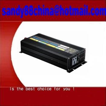 HOT SALE!! 1000W Off  Inverter Pure Sine Wave Inverter DC12V or 24V or 48V input, Wind Power Inverter