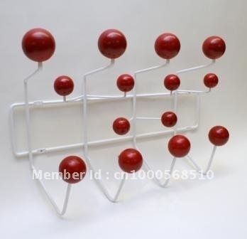 Charles and Ray EAMES HANG IT ALL COAT RACK ! FREE SHIPPING TO WORLDWIDE!