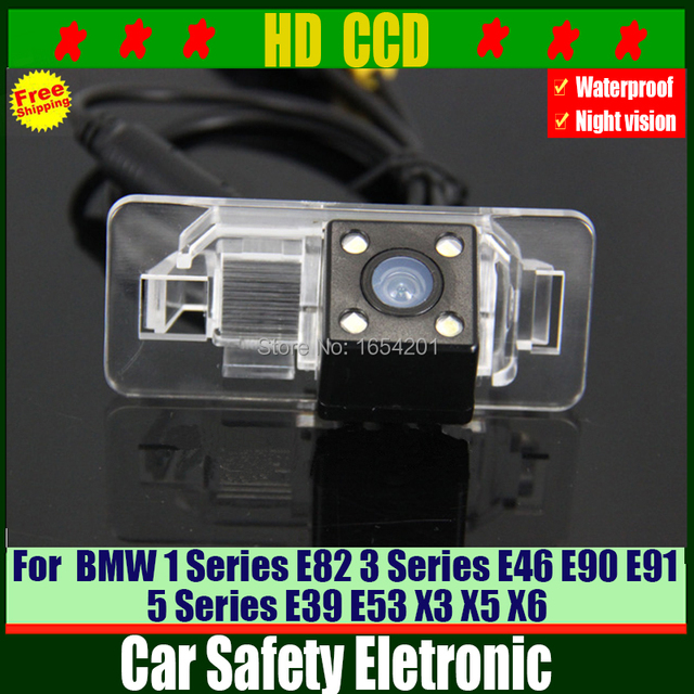 night vision ccd car rear view camera backup parking BMW Night Vision Review BMW Night Vision with Pedestrian Switch