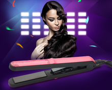 Hot Sale MINI Hair Straightener For Travel Use Professional Hair Iron Styling Tools Straightening Irons Free Shipping(China (Mainland))