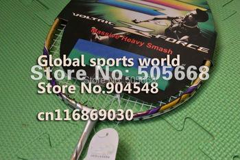 1 pec 2012 New arrival Voltric Z Force Limited VT Z Force LTD Badminton Racquet Racket