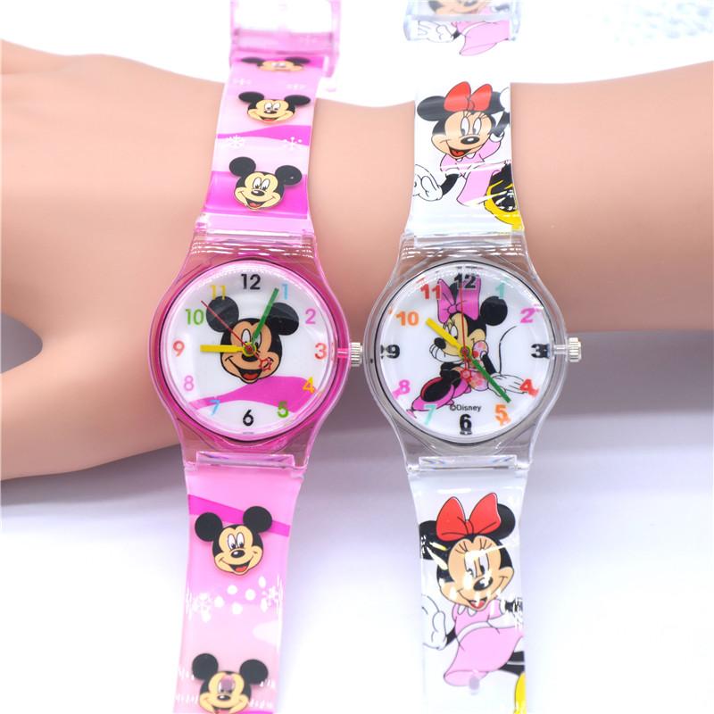 Гаджет  Mouse cartoon watch children watches kids quartz wristwatch child Girls Boys Watches relogio infantil reloj ninos montre enfant None Часы