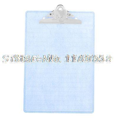 office a5 record list note paper clear blue clipboard clip board a5 clipboard clip boards