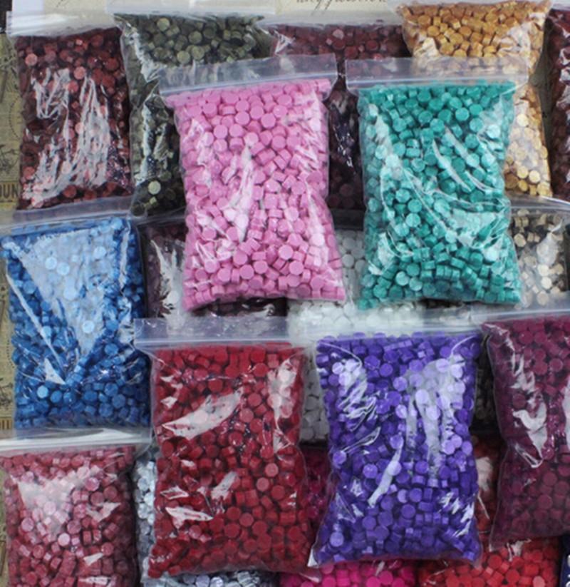 Normal wax beads 1-2