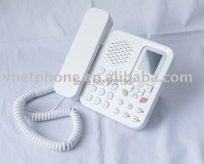 Free shipping wholesale voip phone/ pc free skype phone rj45(China (Mainland))