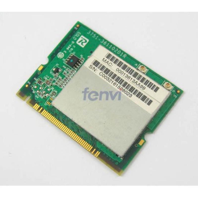 Atheros 2413 BG PCI-e Wireless wifi network card AR5005G AR5BMB5 820.11b/g PCI Express Wlan Card for laptop notebook(China (Mainland))