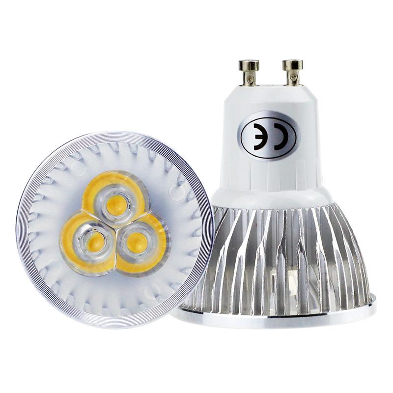 1pcs Quality Led Spotlight GU10 Dimmable 9W 12W 15W LED Bulb 110V 220V lamparas LED Light lamp lampada GU10 LED bulb bombillas(China (Mainland))