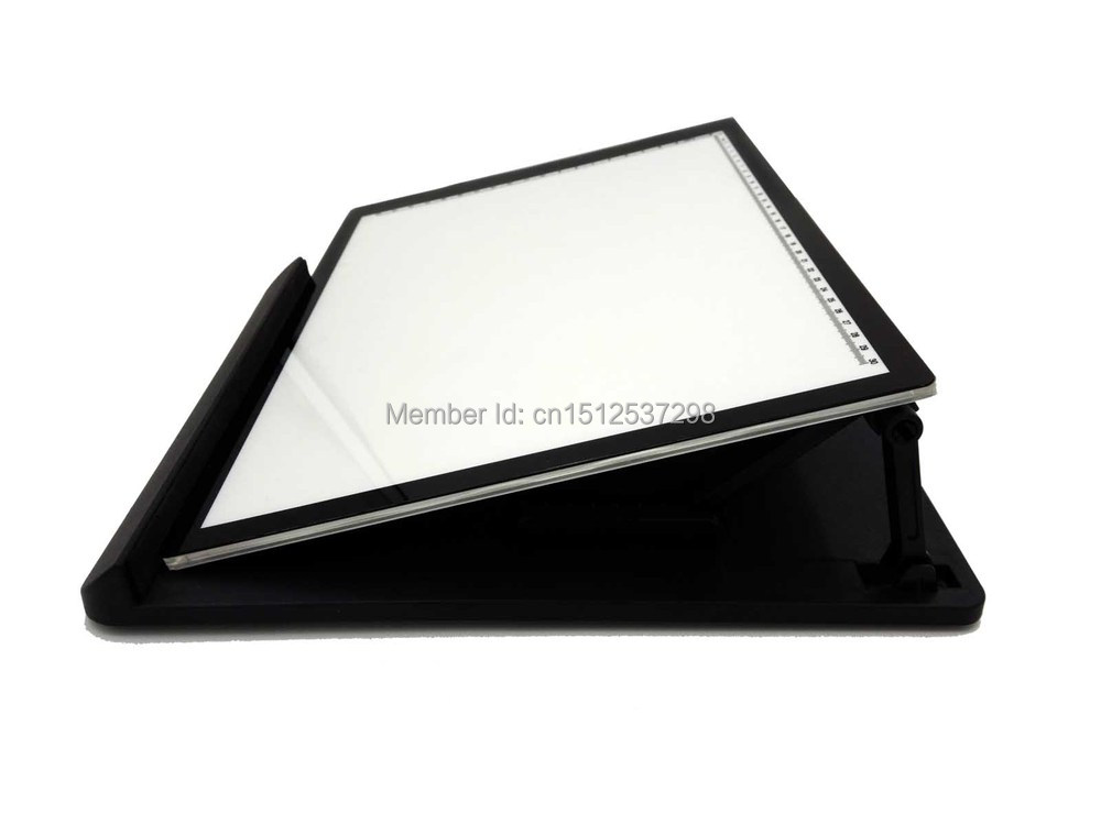 Kenting Multifunction Holder For Huion Tracing Board LED Light Box Rotate In 360 degrees Adjusting Skidding Prevented(China (Mainland))