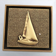 three holes Fashion Antique Brass Finish Sailboat Pattern Floor Drain Waste Drain torneira eletrica banheiro