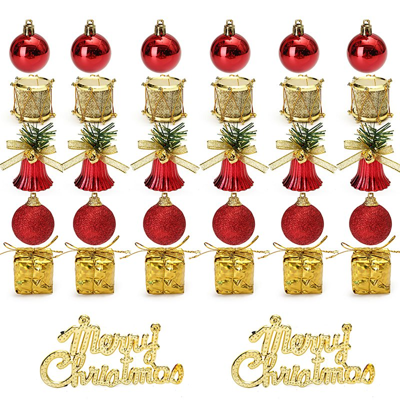 Online get cheap drum christmas ornaments for Cheap christmas decorations sale