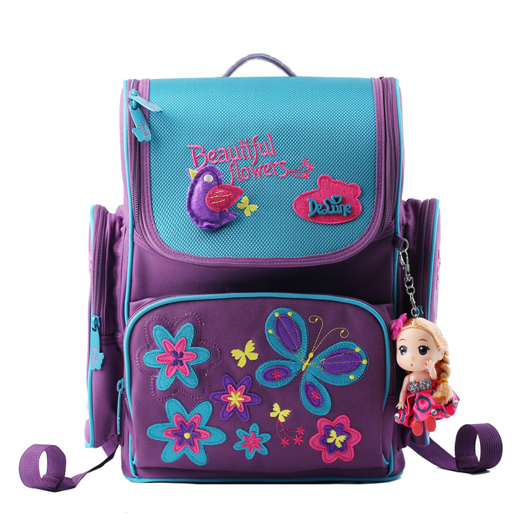 2016 New Designer Brand Children School Bag Unisex Kids Backpack Casual Bags Backpacks For Teenage Gilrs School Bags(China (Mainland))
