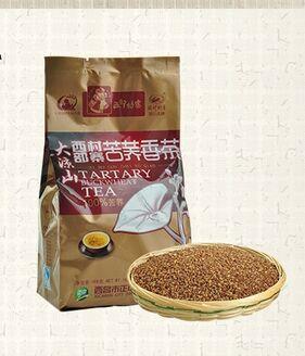 1bag 168g 21pcs tartary buckwheat tea grain tea healthful tea buckwheat tea reducing blood glucose(China (Mainland))
