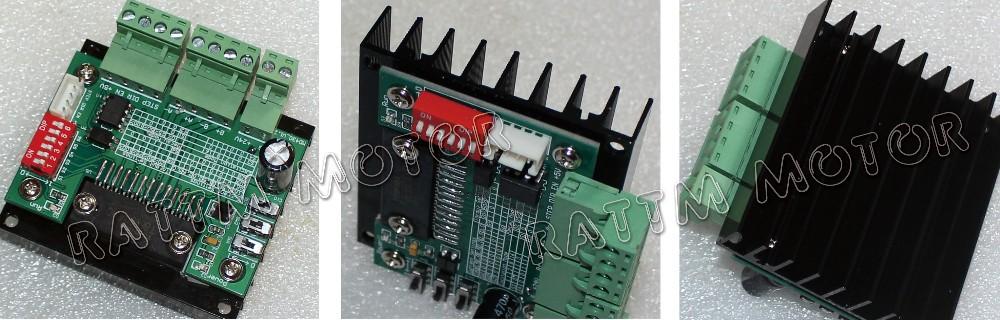 Купить 4 ШТ. Одной Оси 3.5A TB6560 ЧПУ Драйвер Шагового Двигателя 16 Microstep & 5 осей С ЧПУ Breakout совета интерфейс V5 тип МАХА/EMC2/KCAM4