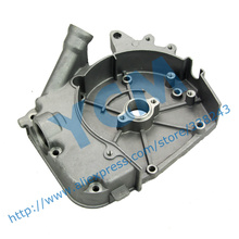 Side Cover Aluminum Fuel Cap GY6 50 80cc Scooter Engine Clutch Cover Spare Parts 139QMB Moped Wholesale YCM