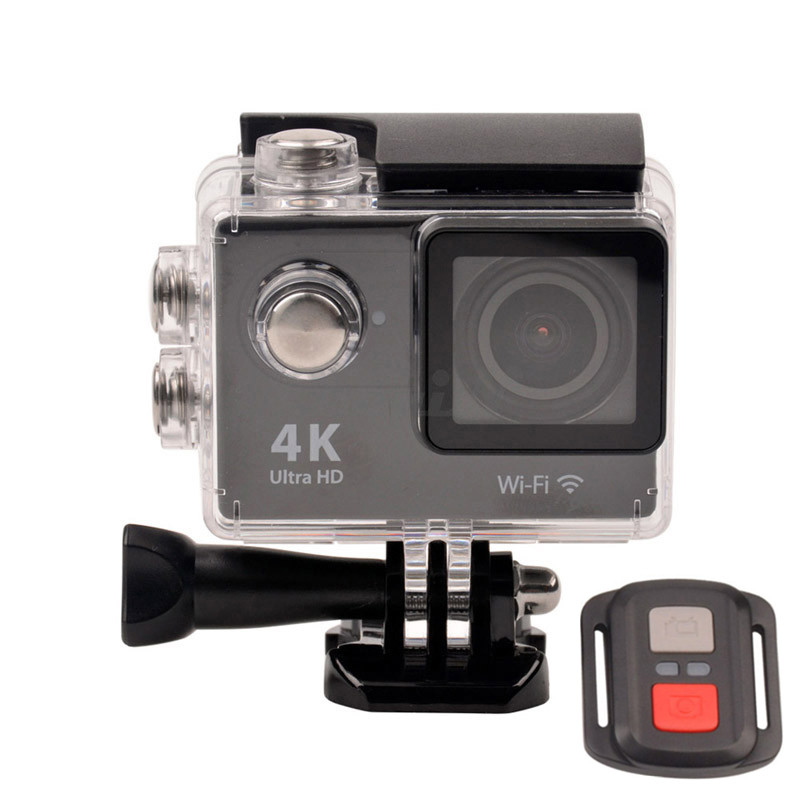 2.4G Remote Ultra HD 4K Action Camera Sports Camera Wifi 170D Lens Full HD 1080P MINI Extreme Under Water Cam 30m Waterproof 05