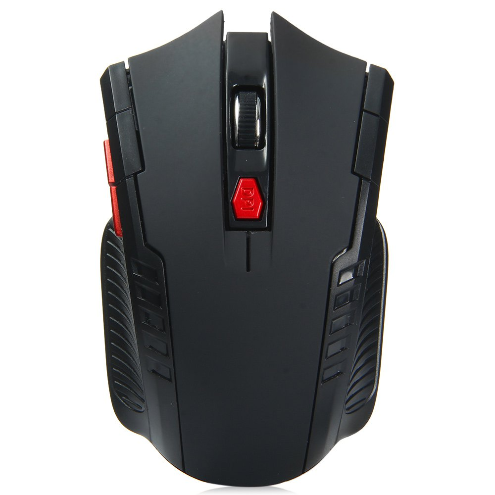 2.4Ghz Mini Portable Optical Computer Office Wireless Gaming Mouse Mice For PC Laptop Computer Newest with 6 Buttons Receiver(China (Mainland))