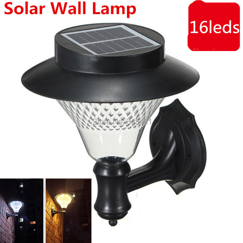 Solar Wall Lamps Outdoor : 1X-Outdoor-Garden-Yard-Path-Patio-Solar-Wall-Light-Popular-Solar-lamp-3x1200mAh-Ni-MH-Battery.jpg