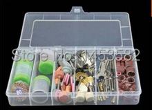 161Pcs Bit Set With A Box Suit Mini Drill Rotary Tool & Fit Dremel Free Shipping(China (Mainland))