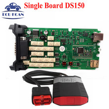 Quality A++ Single Board DS150 NEC Relays V2014.R3 Free Active Buletooth DS150E DS150 VCI TCS CDP PRO Plus Tcs Scanner(China (Mainland))