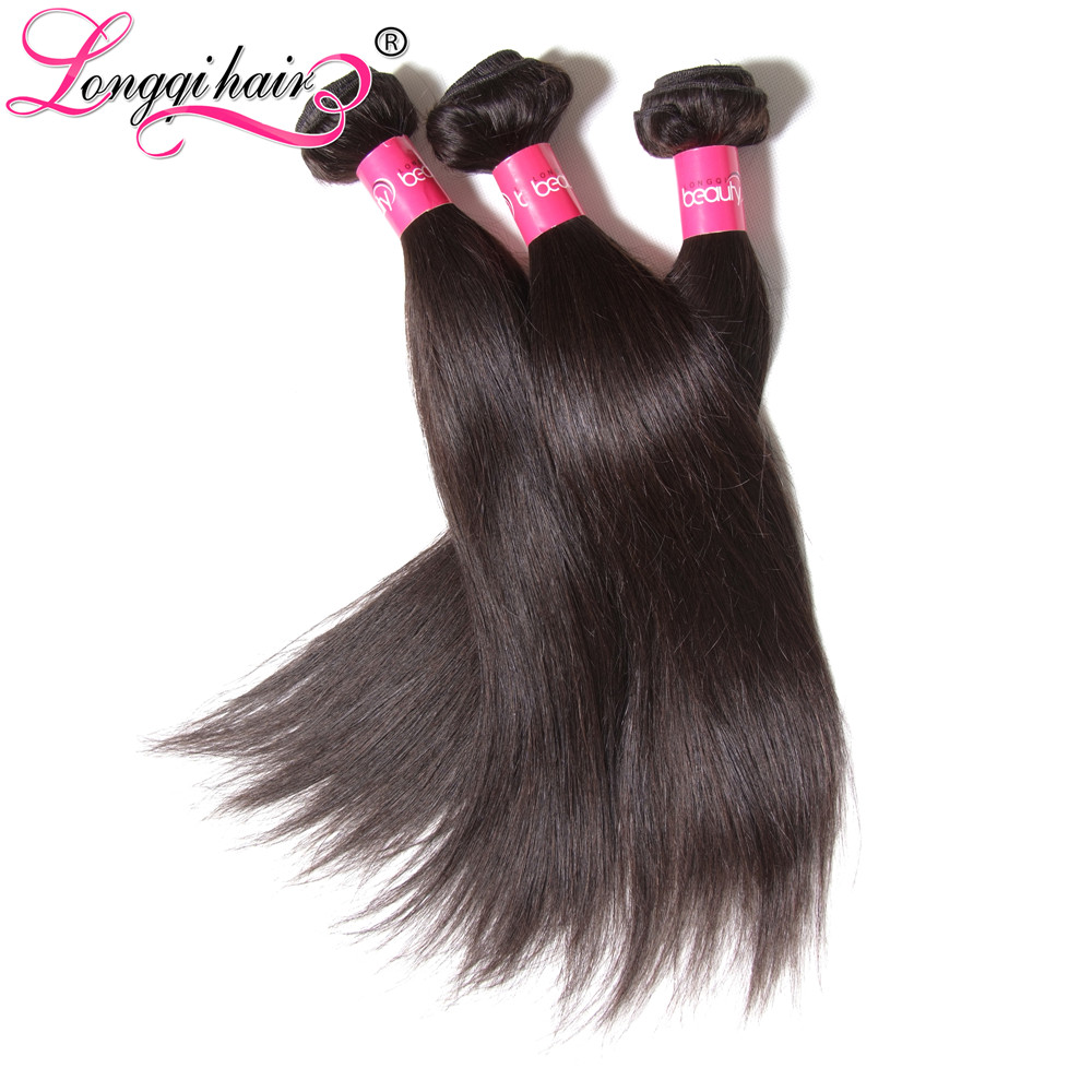 Hot Indian Remy Hair Grade 8A Indian Virgin Hair Straight Cheap Unprocessed Indian Human Hair 100g/pc 3 Bundles Wholesale Price(China (Mainland))