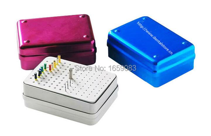120 holes dental endo box- dental products(China (Mainland))
